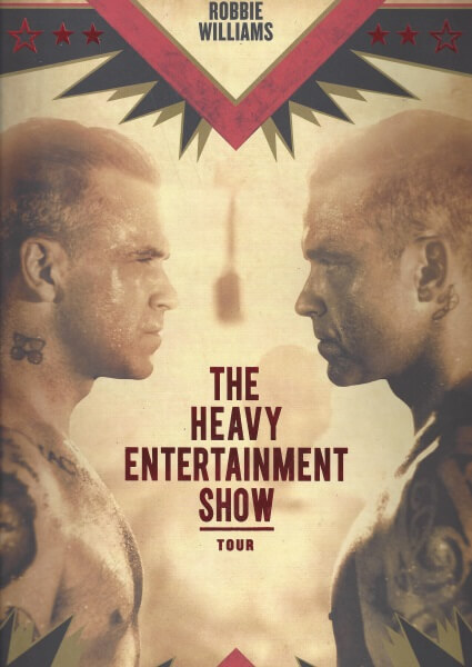 The Heavy Entertainment Show