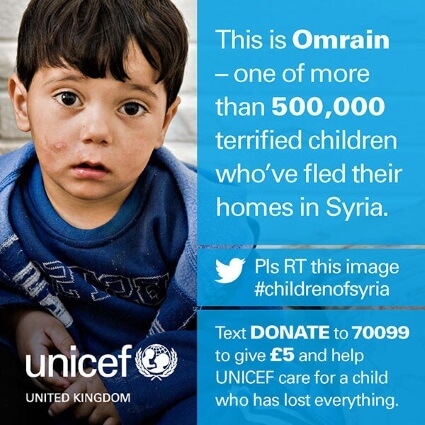 Awareness of Children in Syria (2013)