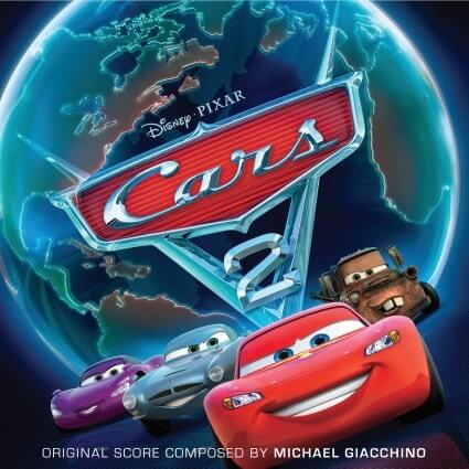 Various Artists - <br />O.S.T: Cars 2