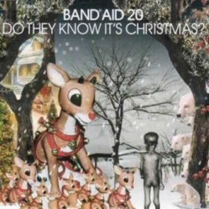 Band Aid 20 - <br />Do They Know It's Christmas