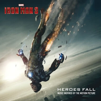 Various Artists - <br />Iron Man 3: Heroes Fall