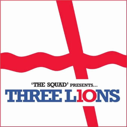 The Squad - <br />Three Lions 2010