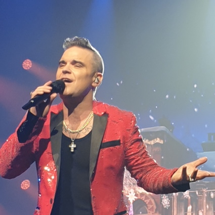 #41 The Robbie Williams Christmas Party